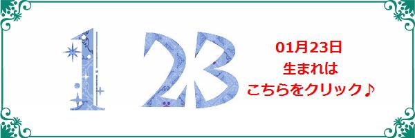 23日生まれ