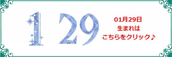 29日生まれ